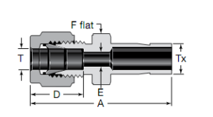 Swlageok Reducers Substitute
