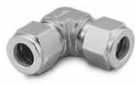 Double Ferrule Elbow Tube Fittings